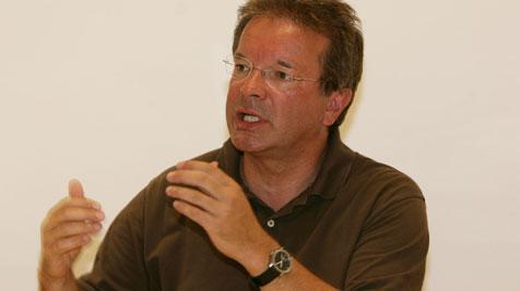 Rudi Anschober will Regierungssitz verteidigen (Bild: Chris Koller)