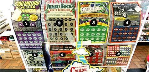 Kanadischer Lottosieger landet im Gefängnis