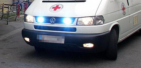 Unfall in Attersee ++ überfahrene Pensionistin tot (Bild: Klemens Groh)