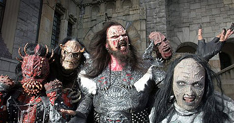 Lordi-Horrorfilm ist Totalflop in Finnland