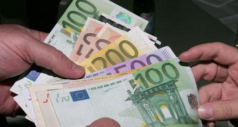Vereinsgeld für ¿Gewinn¿ verjuxt (Bild: rubra)