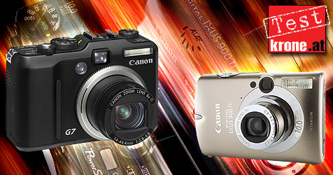 Canons neue Top-Modelle im Test (Bild: Canon)