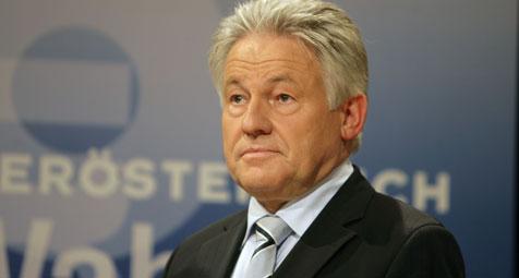 Pühringer wünscht sich Vorschläge zur Spitalsreform (Bild: Chris Koller)