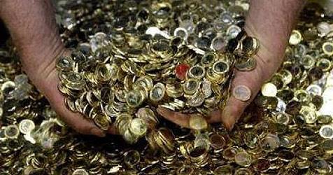 Bankangestellter entlarvt Münzendieb (Bild: apa)