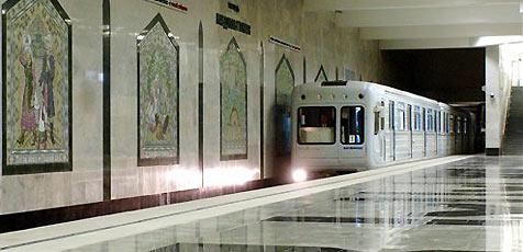 Moskauer U-Bahn erhält Technik aus Niederösterreich
