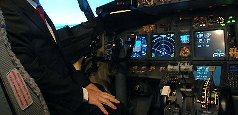 USA wollen Laptops und MP3-Player im Cockpit verbieten