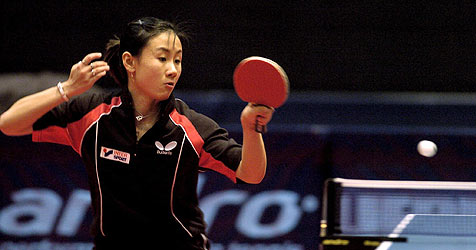 Liu Jia holt EM-Silber (Bild: apa)