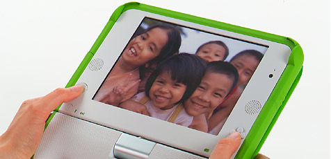 """""""One Laptop Per Child"""" bald auf Amazon erhältlich (Bild: laptop.media.mit.edu)"""