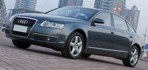 Neuer Dienst-Audi A6 für David Brenner