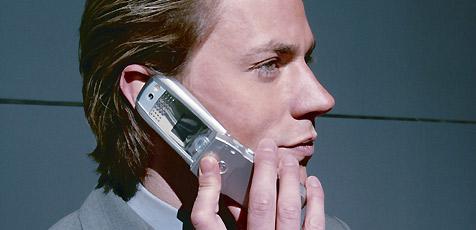 Studie: Handystrahlung verursacht Schlafstörung (Bild: Motorola)
