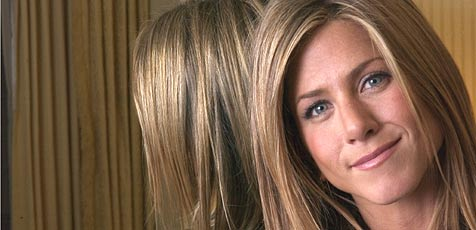 Jennifer Aniston nackt im Internet