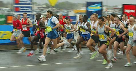 101-Jähriger will ältester Marathonläufer werden