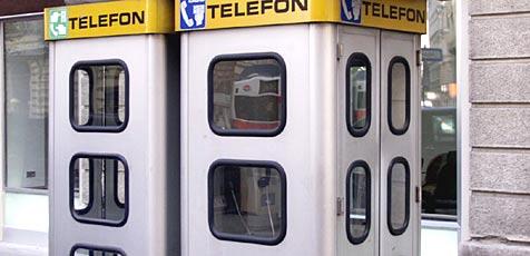 Drei Telefonzellen von Münzdieben in die Luft gesprengt (Bild: Clemens Groh)