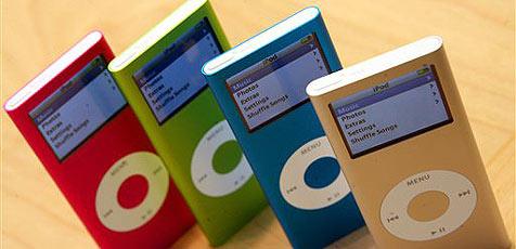 Japan warnt vor Brandgefahr durch iPods