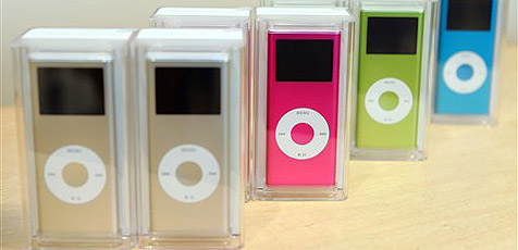 Kratzeranfällige iPods: Apple zahlt