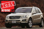 Mercedes ML 420 CDI: S-Klasse f�rs Gel�nde (Bild: Mercedes)
