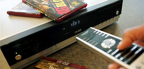 Hohe Verluste für Toshiba nach HD-DVD-Schlappe