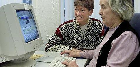 Microsoft entwickelt PC speziell für Senioren