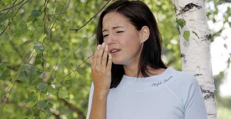 Osterhase bringt Allergikern heuer Ärger (Bild: Reinhard Holl)