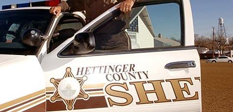 Betrunkene Sheriff-Gehilfin am Steuer erwischt