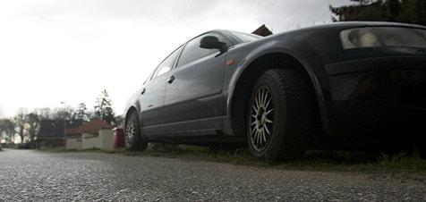 """Schwede """"pendelte"""" mit Auto 200 Meter zur Arbeit (Bild: Martin Jöchl)"""