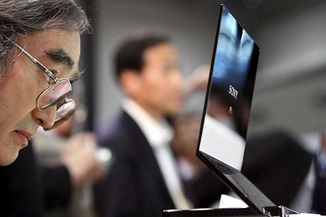 Sony und Panasonic wollen gemeinsam OLED-Geräte bauen