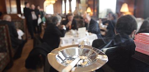 Rauchverbot: Gäste sind Laiendarsteller (Bild: Martin Jöchl)