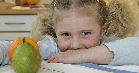 Richtige Ern�hrung f�r Kinder und Jugendliche (Bild: Reinhard Holl)