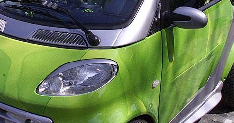 Fahranfänger tankt falsch - Auto brennt lichterloh (Bild: Klaus Kreuzer)