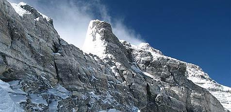 Ältester und Mutter-Tochter-Gespann am Everest