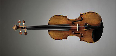 Violinist vergisst 184 Jahre alte Geige in Taxi