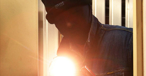 Einbrecher schickt Lösegeldforderung ohne Details (Bild: Peter Tomschi)
