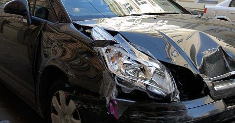 Sechs kaputte Autos in zweieinhalb Stunden (Bild: Andreas Graf)
