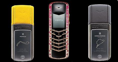 Nokia erwägt Verkauf von Tochterfirma Vertu