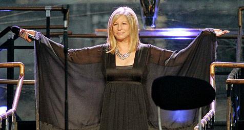 Barbra Streisand spendet fünf Millionen Dollar (Bild: Reinhard Holl)