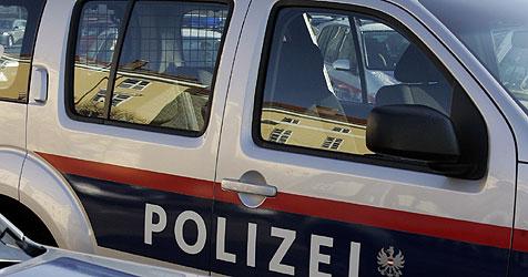 Überfall auf Gold-Sammelstelle in Salzburg (Bild: Klemens Groh)