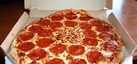 Einbrecher wegen verdorbener Pizza überführt