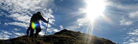 Oberösterreicher beim Bergsteigen in den Tod gestürzt