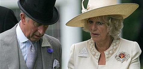 Bei Prinz Charles hängt der Haussegen schief