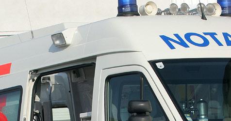 Fünf Verletzte bei Auffahrunfall auf der A7 (Bild: Martin Jöchl)