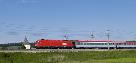 ÖBB baut einen Kilometer Gleis in acht Jahren (Bild: ÖBB)