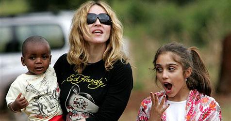 Madonna will Baby aus Indien adoptieren