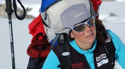Kaltenbrunner am Weg zum K2 fast abgestürzt (Bild: Amical)