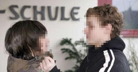 Jugendliche werden immer krimineller (Bild: APA/DPA/MARKUS FUEHRER)