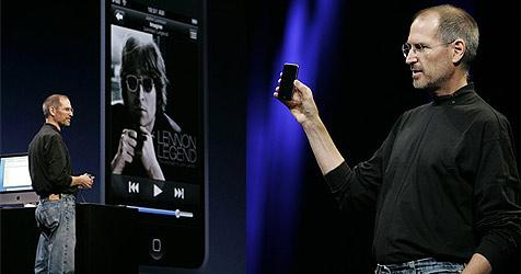 Apple wegen explodierten iPods verklagt
