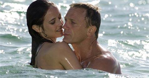 """Craig """"nie wieder in Badehose vor die Kamera"""" (Bild: Sony Pictures)"""