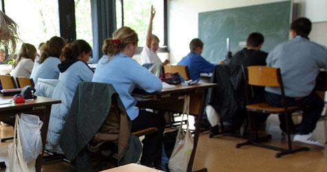 ÖVP pocht auf Einführung von Schülerparlamenten (Bild: Peter Tomschi)