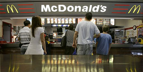 "Lotto-Millionär jobbt wieder bei McDonald""s"