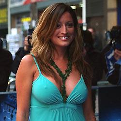 Beckhams Affäre Rebecca Loos erwartet ein Baby
