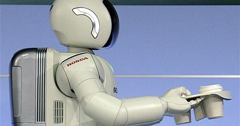 Humanoider Roboter erstmals in Österreich zu sehen